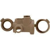 TRIJICON MRO COVER CLEAR LENS FDE