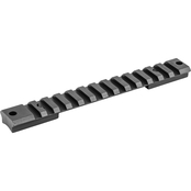 Warne Scope Mounts AccuTrigger Tactical 1 pc. Base 20 MOA, Matte