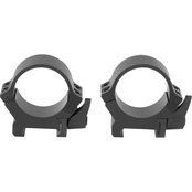 Leupold QRW2 Rings 30mm Low, Matte