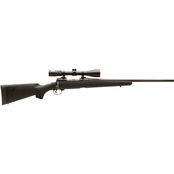 Savage 11 Trophy Hunter XP 7mm-08 20 in. Barrel 4 Rnd Rifle Black Nikon 3-9x40 BDC