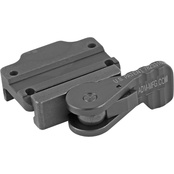 American Defense Mount, fits Trijicon MRO, Low Tactical Quick Release Black
