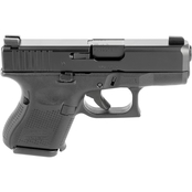 Glock 26 Gen 5 9MM 3.43 in. Barrel 10 Rds 3-Mags AmeriGlo NS Pistol Black US MFg