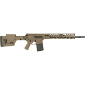 Sig Sauer 716G2 DMR 6.5 Creedmoor 18 in. Barrel 20 Rds Rifle Flat Dark Earth