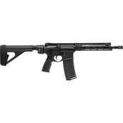 Daniel Defense DDM4V7 556NATO 10.3 in. Barrel 32 Rds Pistol Black