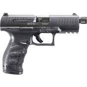 Walther PPQ M2 45 ACP 4.9 in. Barrel 12 Rds 2-Mags Pistol Black