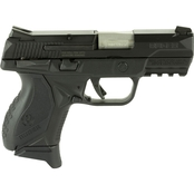 Ruger American 9MM 3.5 in. Barrel 10 Rds 2-Mags Pistol Black