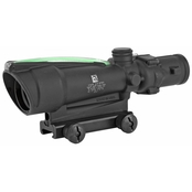 Trijicon ACOG 3.5x35 Riflescope with Green Chevron BAC Reticle .223