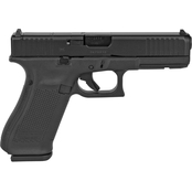 Glock 17 MOS Gen 5 9MM 4.49 in. Barrel 10 Rds 3-Mags Pistol Black