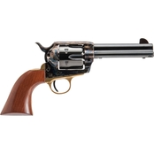 Cimarron Pistolero 357 Mag 4.75 in. Barrel 6 Rds Revolver Color Case Hardened