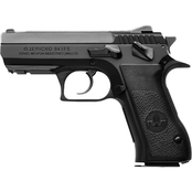 IWI US Inc 941 Jericho 9MM 3.8 in. Barrel 10 Rds 2-Mags Pistol Black
