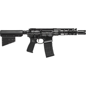 Primary Weapons Systems MK107 Mod 2-M 223 Wylde 7.75 in. Barrel 30 Rd Pistol Black