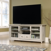 Sauder Edgewater Entertainment Credenza
