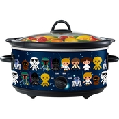 Star Wars Icons 7 Quart Slow Cooker