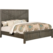 Furniture of America Brenna Queen Bed