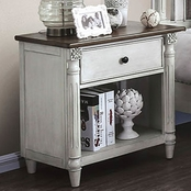 Furniture of America Lansford Nightstand
