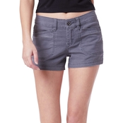 UNIONBAY Delaney 3.5 in. Stretch Twill Solid Shorts