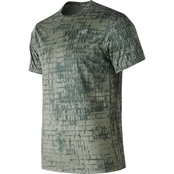 New Balance Accelerate Print Shirt