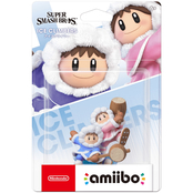 amiibo Smash Bros Series Ice Climbers Super