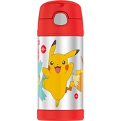 Thermos Pokemon 12 oz. Funtainer Bottle