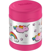 Thermos Funtainer Chubby Unicorn 10 oz. Food Jar