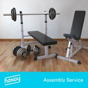 Handy Exercise Equipment Assembly, 1 Item