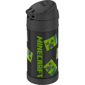 Thermos Minecraft 12 oz. FUNtainer Bottle