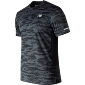 New Balance Ice 2.0 Print Top