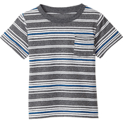 Gumballs Toddler Boys Knit Top with Pocket