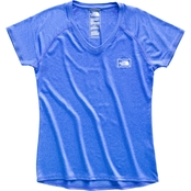 The North Face Brand Proud Reaxion V Neck Tee