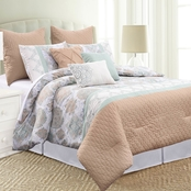 Pacific Coast Santorini 8 pc. Comforter Set