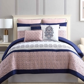 Pacific Coast Padma 8 pc. Comforter Set