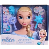 Just Play Disney Frozen Elsa Deluxe Styling Head