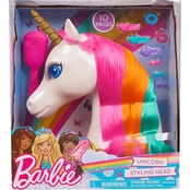 Just Play Barbie Dreamtopia Unicorn Styling Head