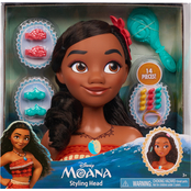 Just Play Disney Moana Styling Head