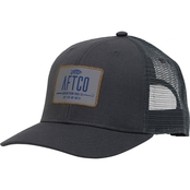 AFTCO Twisted Trucker Cap