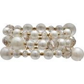 Jules B. Three Row Stretch Bracelet