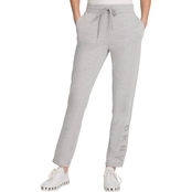 DKNY Pull On Pants with Zip Detail