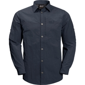 Jack Wolfskin Lakeside Roll Up Shirt
