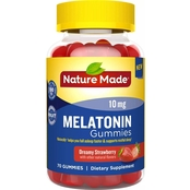 Nature Made Melatonin 10mg Gummies 70 ct.
