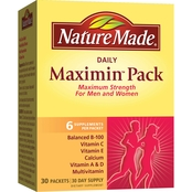 Nature Made Maximin Pack Capsules 30 Ct.