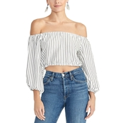 Rachel Roy Eleni Off the Shoulder Top