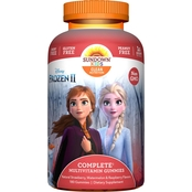 Sundown Naturals Kids Gummies Supplement Disney Frozen 180 ct.