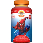 Sundown Naturals Kids Spider-Man Complete Multivitamin Gummies 180 ct.