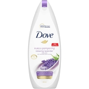 Dove Relaxing Lavender Body Wash 22 oz