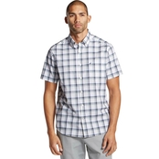 Nautica Wrinkle Resistant Plaid Classic Fit Shirt