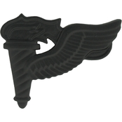 Army Pathfinder Badge Sta-Black