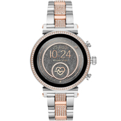 Michael Kors Access Two-Tone Pave Sofie Touchscreen Smartwatch