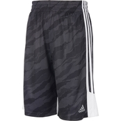 adidas Little Boys Dot Moto Camo Shorts