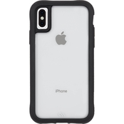 Case-mate - Protection Collection Case For Apple iPhone XS MAX - Carbon Fiber