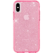Case-Mate Sheer Crystal Case for Apple iPhone XS
